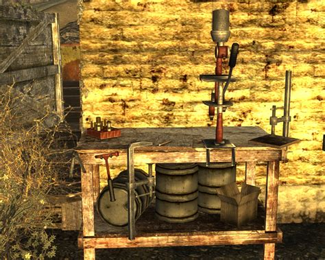 new vegas reloading bench reloading clutter modders resource at fallout new vegas