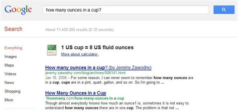 how many oz in a cup html pkhowto