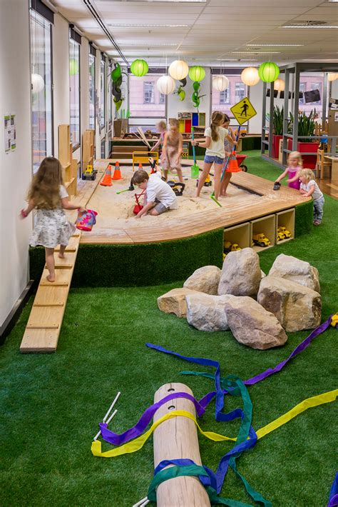 indoor environment design for child care childcare within busy city buildings sjb projects