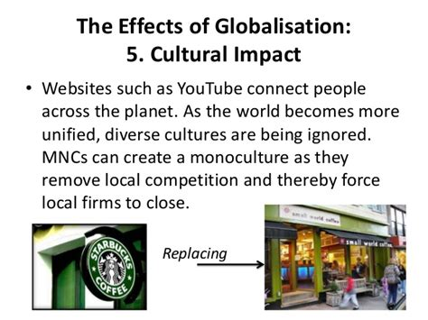 Essay On Globalization And Its Impact On Indian Culture by Effects Of Globalization Essays
