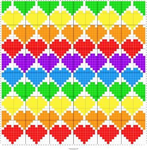 crochet pattern generator online heart c2c graphgan pattern cross stitch graph