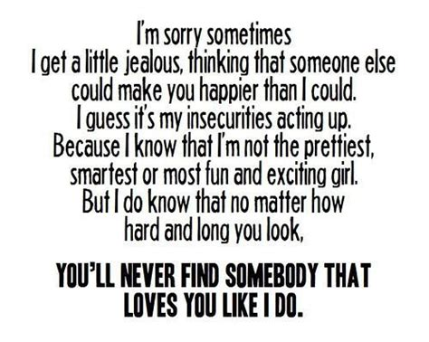 Apology Letter To Boyfriend For Being Jealous 20 Best And Cool Jealousy Quotes Inspire Leads