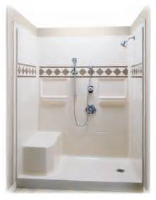 shower stalls with seats built in 60 x 32 remodeler