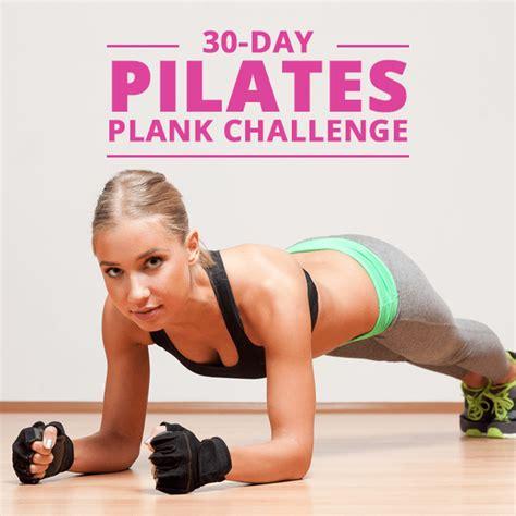 plank challenge exercise 30 day pilates plank challenge