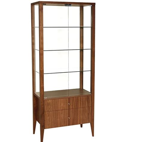 Dining Room Cabinets Canada Alex Display Cabinet Home Envy Furnishings Solid Wood
