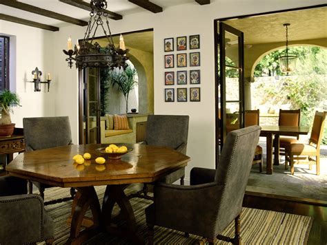 mediterranean decor touring  home   hollywood
