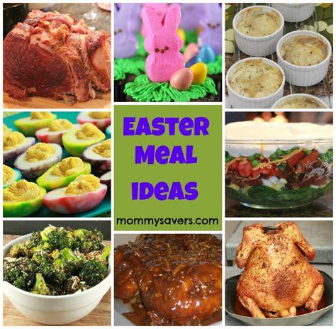 dinner ideas easter meal ideas mommysavers