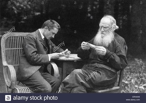 valentin bulgakov mikhail bulgakov and leo tolstoy in 1910 photo by v