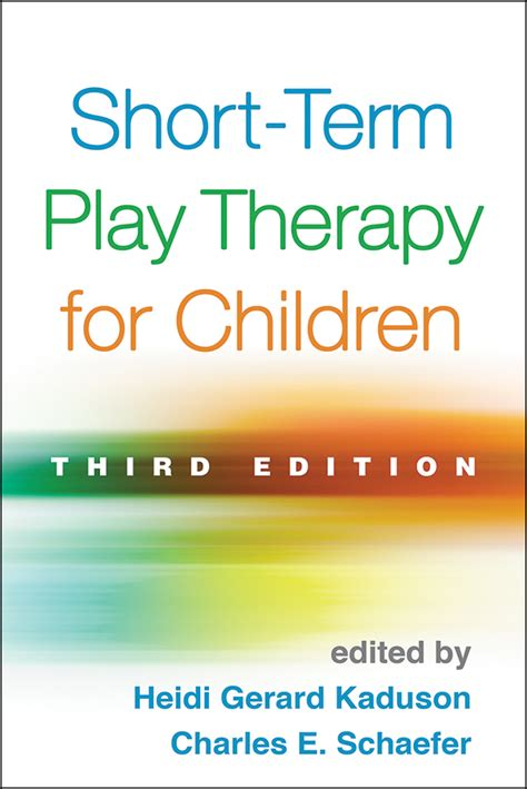 play therapy for children term play therapy for children third edition