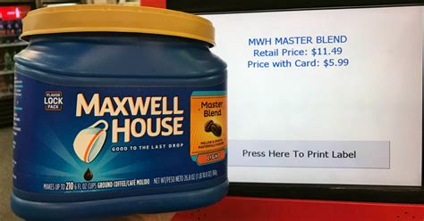 buy maxwell house coffee online cvs big maxwell house coffee canisters just 3 24 each regularly 11 49 hip2save