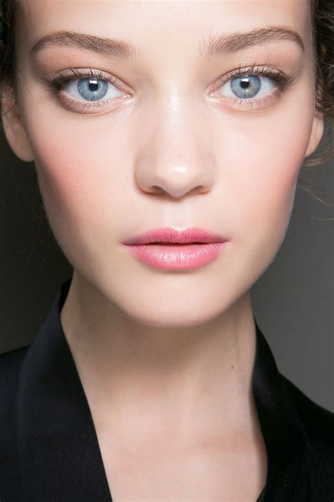 flushed skin color s day hair and makeup ideas