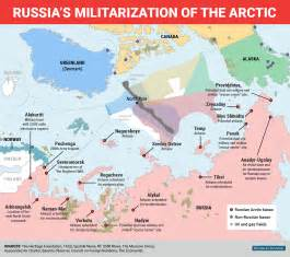 us bases california map this map shows russia s dominant militarization of the arctic