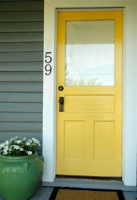 yellow door diy for the home