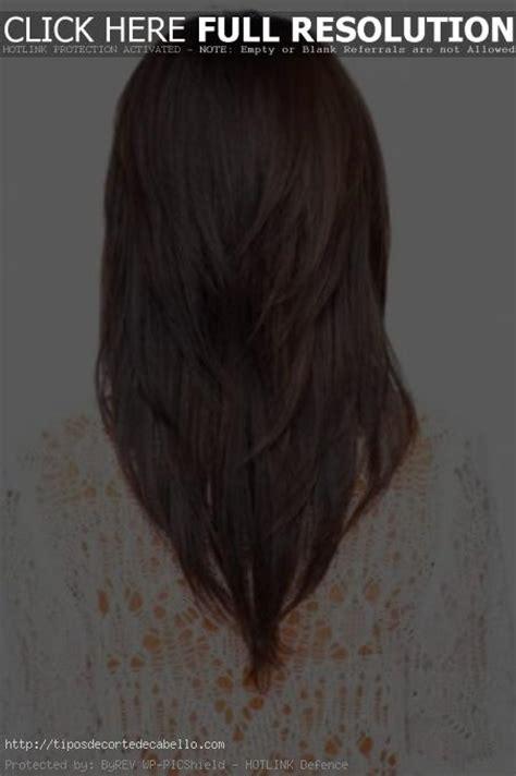 pelo corte en v cortes de cabello en v para mujer tipos de corte de cabello