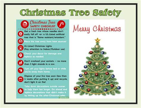 christmas tree safety franklin county ema