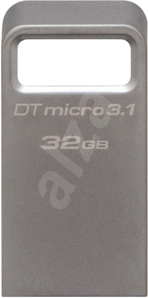 Flashdisk Kingston 1 kingston datatraveler micro 3 1 32gb flash disk alza sk
