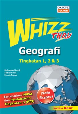 Buku Angka Pertamaku Time Learning My 123 Learning Pack whizz thru tingkatan 1 3 geografi oxford fajar