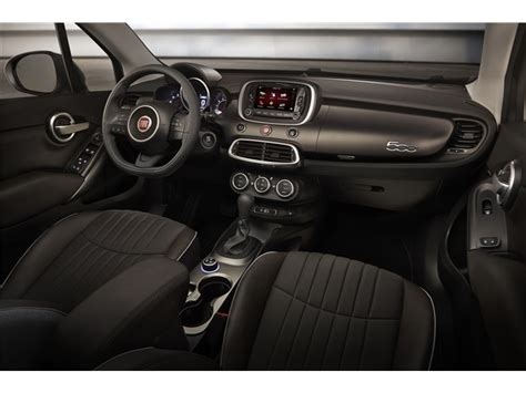 Fiat 500x Interior by 2016 Fiat 500x Fwd 4dr Pop Specs And Features U S News