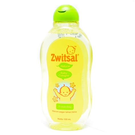 Jual Zwitsal by Jual Zwitsal Baby Cologne Fresh Day 100ml Harga
