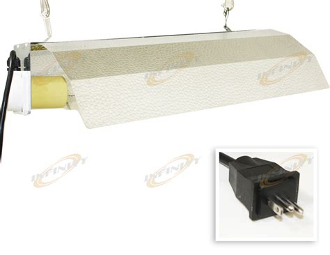 Lu Hid Infinity grow lights ballast reflector