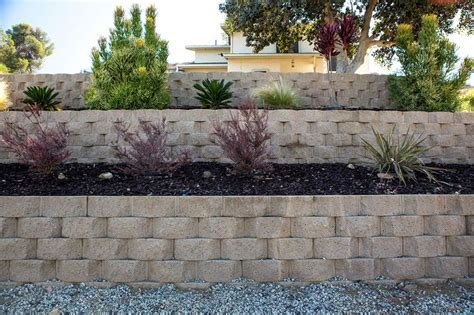 17 Best Images About Landscape Walls On Pinterest Home Garden Retaining Wall Systems