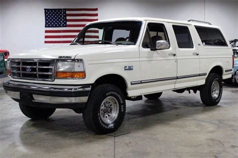 Centurion Bronco For Sale by For The Loyalist 1992 Ford Bronco Centurion Classic