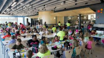 Redesigning Kitchen fighting childhood obesity one school cafeteria at a time