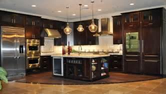 white tile backsplash dark cabinets home design ideas