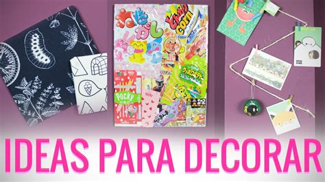 como decorar tu cuarto youtube c 243 mo decorar tu cuarto youtube
