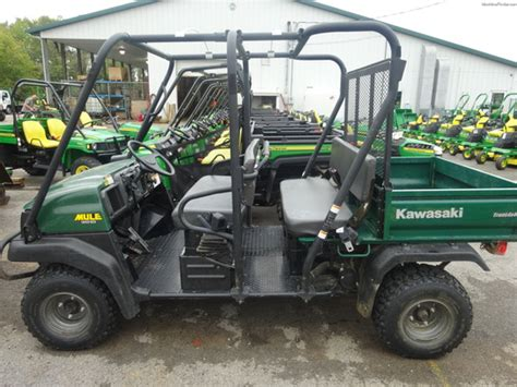 2007 Kawasaki Mule 3010 by 2007 Kawasaki Mule 3010 Atv S And Gators Deere