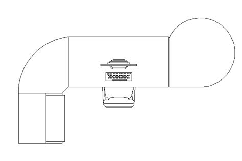 escritorio autocad autocad desk desk design ideas