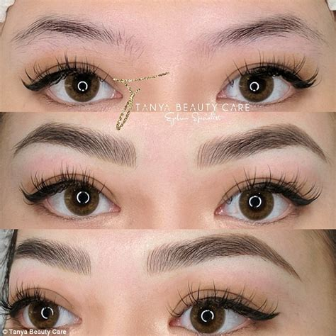 eyebrow tattoo scabbing microblading therapist reveals how to get the best result