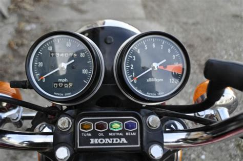 buy honda cb350 four 1973 un restored on 2040 motos buy honda cb350 four 1973 un restored on 2040 motos