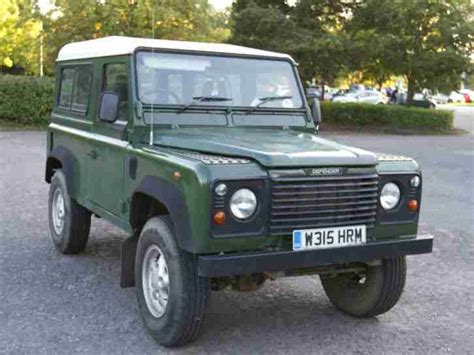 2000 land rover green 4 wheel drive 2004 land rover defender 90 td5 hardtop