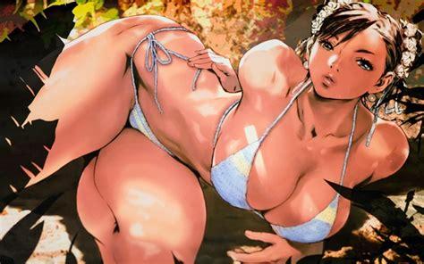 Chun Li Vs Black Widow Battles Comic Vine