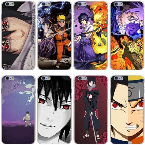 Anime Iphone Hardcase Kartun 4 4s 5 5s 5c 6 6 7 7s 7 Plus Samsung sasuke for iphone