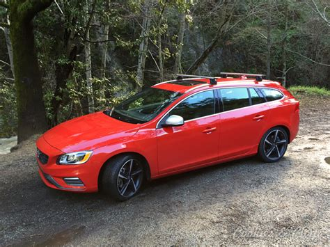volvo station wagon 2015 2015 volvo v60 is a sporty station wagon really possible