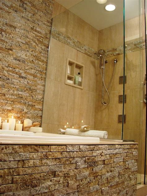 Tile Backsplash Ideas Bathroom 481 Best Bathroom Backsplash Tile Images On Bathroom Bathroom Ideas And Homes