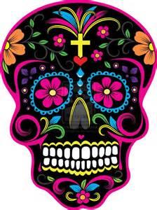 day of the dead colors dia de los muertos skulls na 239 ve diade los muertos skulls
