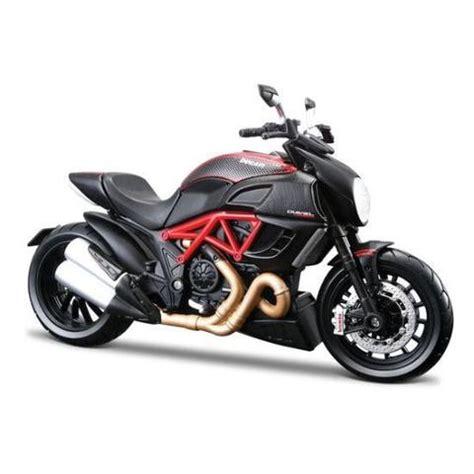 Maisto 1 12 Scale Ducati Diavel Metal Diecast Motorcycle Model T 1 12 diecast motorcycles diecast bike models india