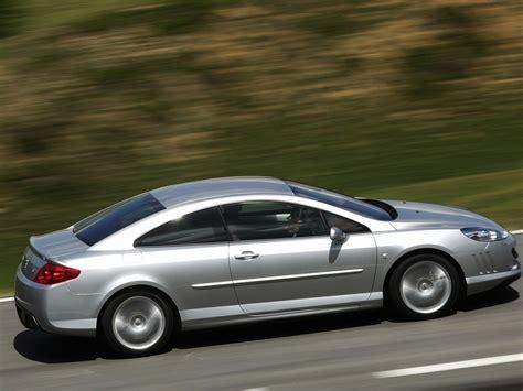 peugeot 407 coupe specs 2005 2006 2007 2008 2009