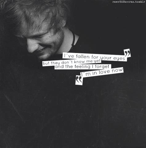 ed sheeran lyrics quotes kiss me like u wanna be loved we heart it ed