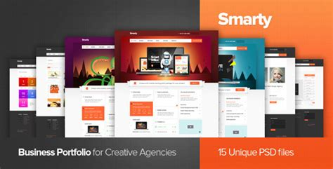 business portfolio template 52 business psd website templates themewanted