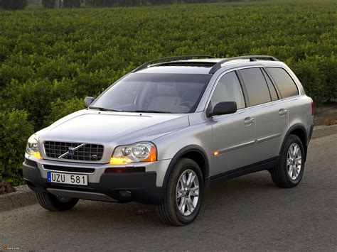 how does cars work 2005 volvo xc90 engine control volvo xc90 v8 2005 07 wallpapers 2048x1536