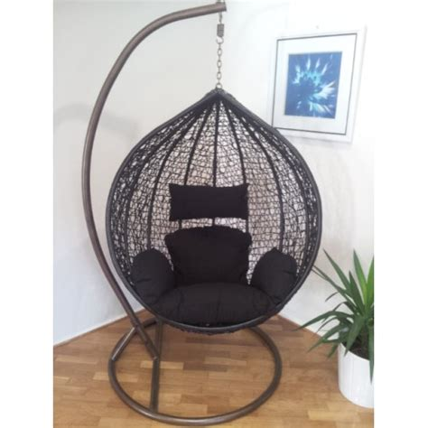 swinging egg outdoor wicker chair outdoor swing hanging pod trapeze wicker rattan egg chair