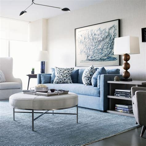 blue sofa interior design cozy house light blue sofa