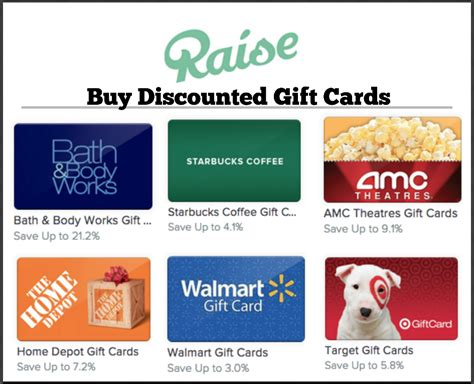 Cheapest Gift Cards - stretch your budget with discounted gift cards