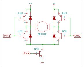 transistor h bridge nathandumont h bridge tutorial