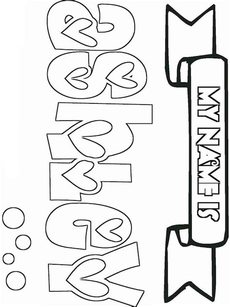 girls names coloring pages free printable girls names