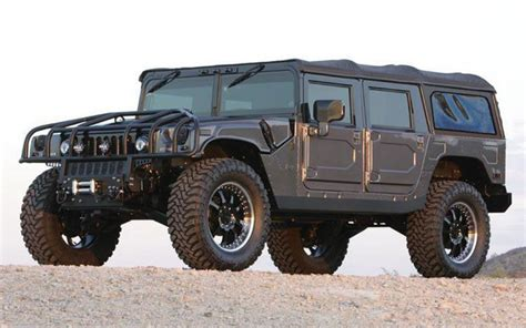 hummer build photos does everything